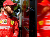 Vettel: Claims of Mercedes struggle were bulls***