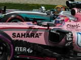 Perez says SFI 'dominating' midfield squabble