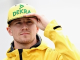 Hulkenberg won't diet for Halo