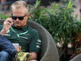 Kovalainen confirms he is without a drive