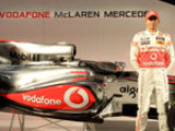 The changing face of McLaren