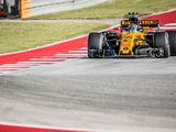 Carlos Sainz thrilled with near-perfect Renault race debut