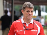 'Definite step forward' for Manor with Mercedes power – Graeme Lowdon