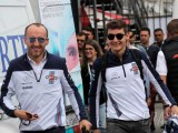 Russell: I wanted Kubica as teammate at Williams