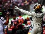 Lewis Hamilton was relieved to reach Brazil GP finish