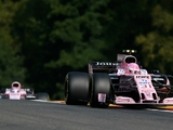 Force India in favour of current engine penalties
