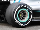 Mercedes Formula 1 team brings new rear wheel design for Belgian GP