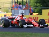 Vettel tops final practice as Ferrari fly in Hungary