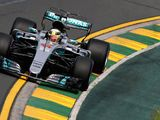 Lewis Hamilton tops opening practice in Melbourne