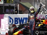 """Verstappen: Upset engineer """"fired me up"""" for Styrian GP pole lap"""