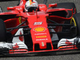 P3: Ferrari ahead of Mercedes