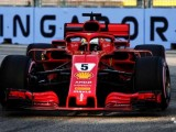 Sebastian Vettel leads Ferrari 1-2 in Singapore FP3