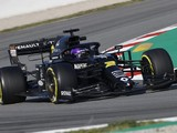 "Ricciardo: Testing with Renault feels ""more normal"" than 2019"