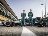 Aston Martin confirms Vettel and Stroll for F1 2022