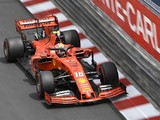 Monaco Grand Prix practice: Leclerc fastest as Vettel crashes