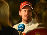 Vettel laments 'messy' end to final lap