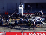 Williams maintains pit-stop pace in 2017