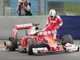 Pirelli: Vettel tyre failure caused by debris