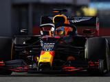 "Verstappen ""pleased"" with ""smooth"" first run in RB16"