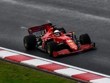 'No regrets' for Leclerc or Ferrari over Turkish GP tyre strategy