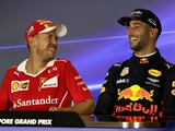 Ricciardo: Max a tougher team-mate than Vettel