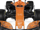 McLaren back in orange for 2017