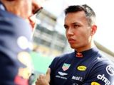 "Alexander Albon on Singapore Debut: ""I've never raced anywhere quite like it before"""