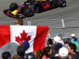P2: Verstappen gets bullish on track
