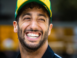 Ricciardo and that tractor video