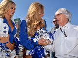 Bernie Ecclestone: Nothing offensive about a pretty women standing next to a car