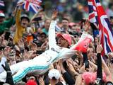 Silverstone hope for 140,000 crowd at British GP