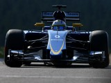 Ericsson apologetic after FP2 Spa crash