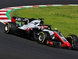 Haas 'not getting excited' over Magnussen's P2
