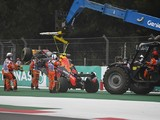 """Red Bull """"thin on spare parts"""" after Albon's Mexico F1 FP2 crash"""