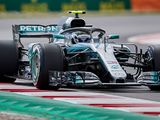 Valtteri Bottas tops second morning of in-season test