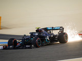 Bottas on pole at 'Mickey Mouse' track