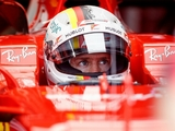 FP2: Vettel breaks record, Grosjean crashes out