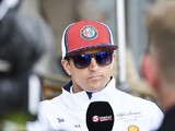 Raikkonen: Sauber knew of front wing problem after China F1 race
