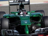 Caterham ends positive test with electrical issue
