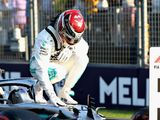 Mercedes and the art of throwing pie in everyone's face