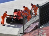 Binotto: Costly F1 Russian GP Vettel stop was for safety reasons