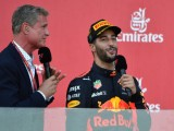 Coulthard on Ricciardo DNFs: Drivers don't know their luck!