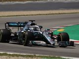 Bottas and Mercedes fastest on first day of post-Spanish GP F1 test