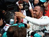 Hamilton had no need to respond to Vettel's 'at home' dig