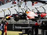 Horner labels Gasly's FP2 crash as 'annoying'