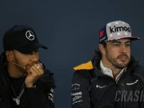Alonso happy for Hamilton's 'impressive' F1 success