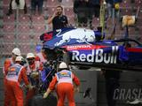Hartley refusing to lose confidence despite Spain F1 crash