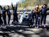 "Susie Wolff's ""Dare to be Different"" Initiative a Success at Buckmore Park"