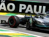 Lewis Hamilton edges Max Verstappen in final Brazilian GP practice