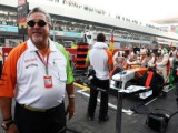 Indian GP tax issues must be resolved - Mallya